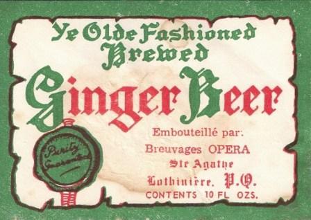 Allan's Étiquette Partiel Ginger10