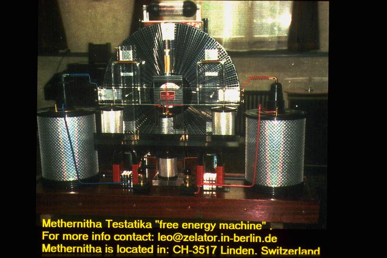 Статика, Электростатическая машина Wimhurst Sec2910