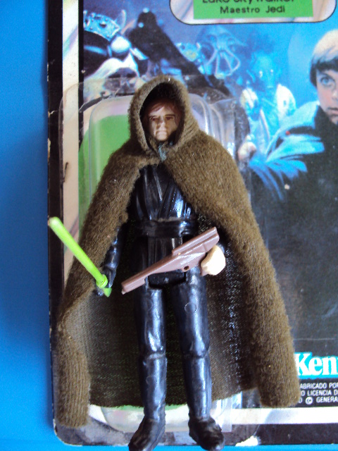 Luke Jedi Cape Top Toys *NEW COLOUR VARIANT?* Imagen10