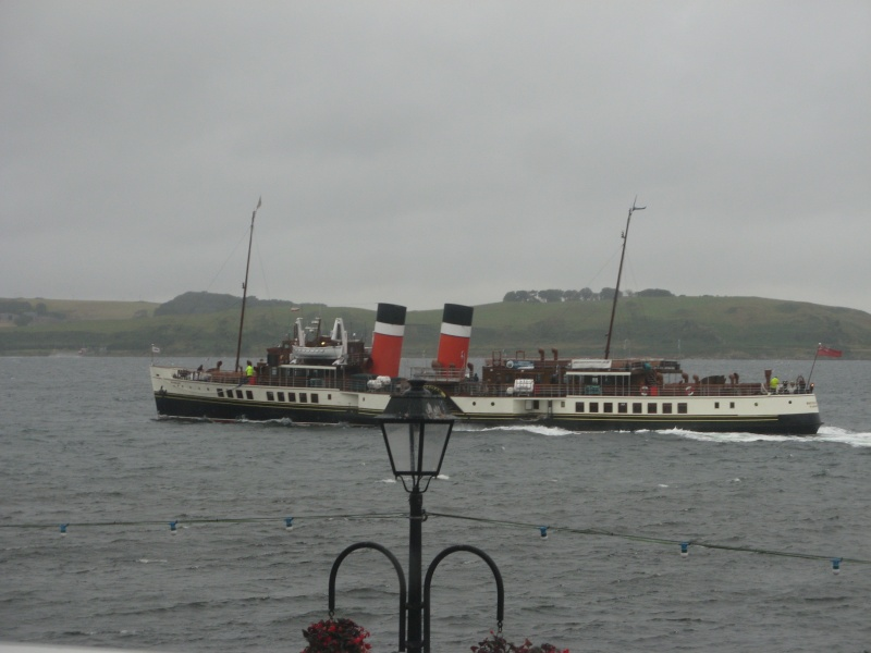 Waverley Paddle Steamer 01810