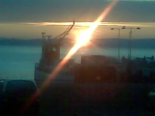 Calmac Ferry Loch Riddon 10810