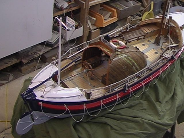 LIVERPOOL CLASS LIFEBOAT Norfol12