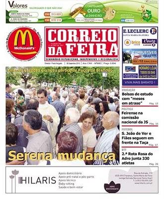 2ª Rota Rosa do Adro (Sanguedo 2010) Cf010610
