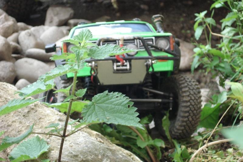 [ SCX10 Axial ] the green hilux   ( long métrage boue  randonnée avec grotte ) - Page 6 Dsc06220