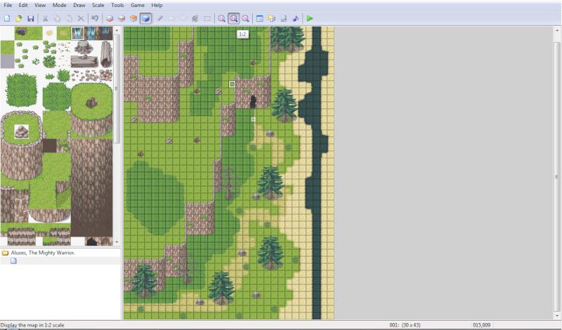 RMXP Mapping Mounta10