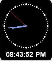 Aplikasi Jam Analog Dengan VB6 Clock10
