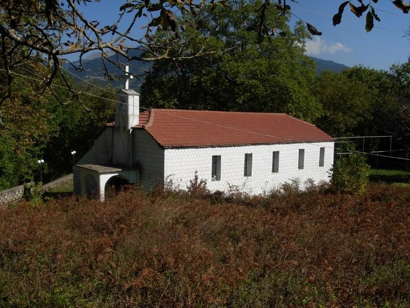 Ναός Αγίας Βαρβάρας - Αστροχώρι Άρτας Dscn0610