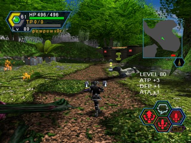 PSO PC/ V1&V2 Screenshot Gallery! - Page 23 Pso_2010