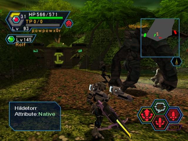PSO PC/ V1&V2 Screenshot Gallery! - Page 23 Pso_2014