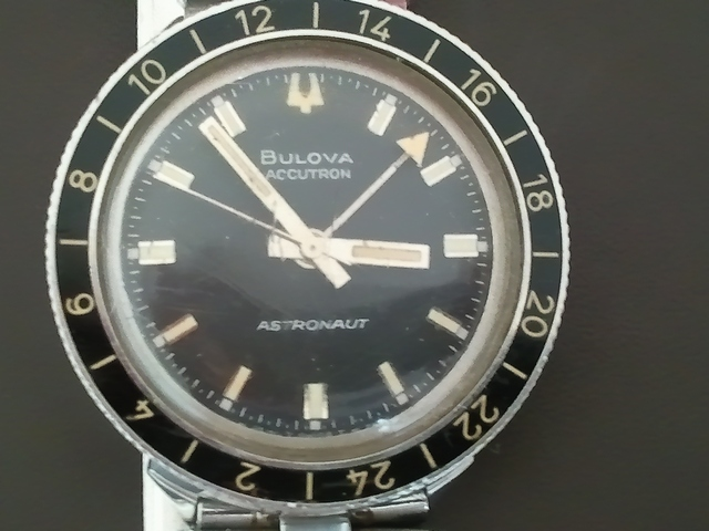 Accutron Deep Sea 666 Bulova10
