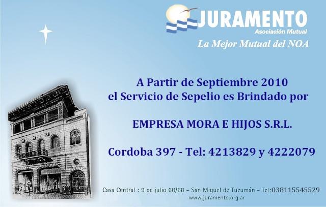 foro Juramento - Portal Comuni11