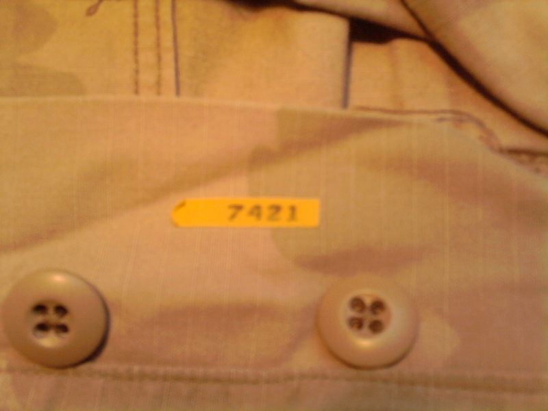 Some numbers in my DCU trouser Foto0810