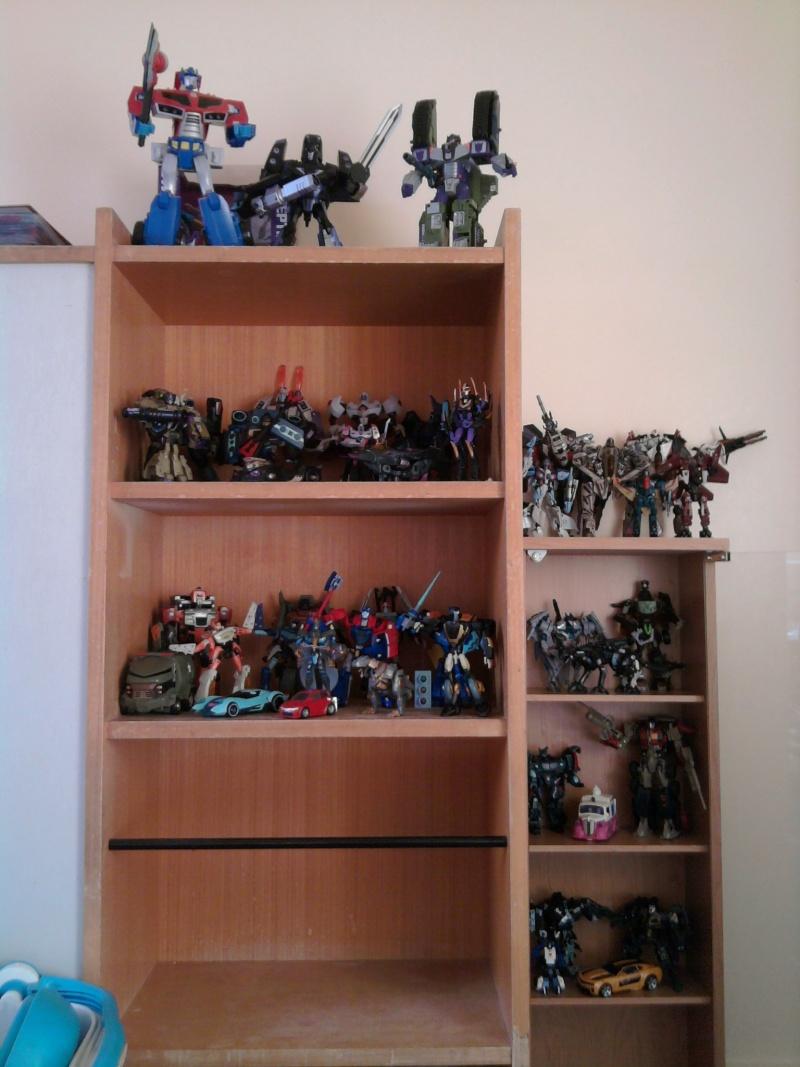 La collection de <Lord Starscream> - Page 6 Photo015