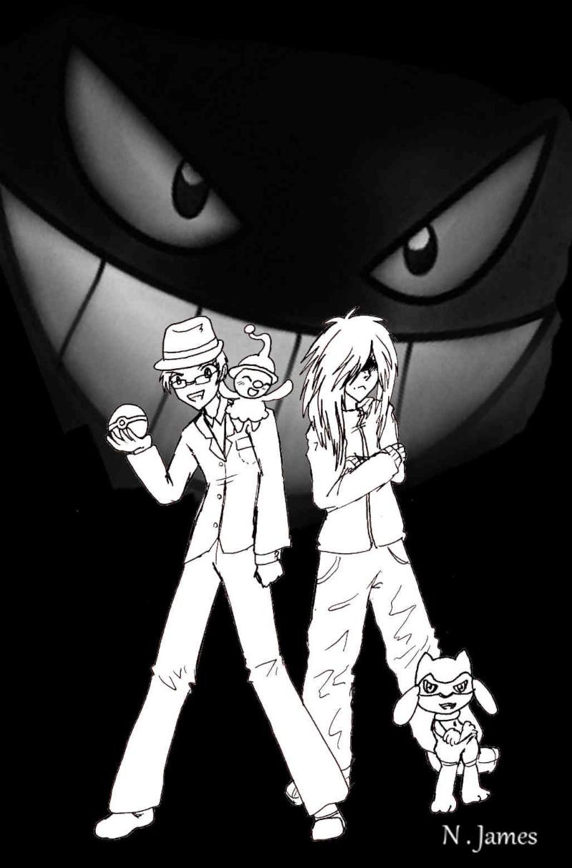 Pokemon PTA Characters Pokema10