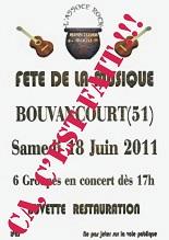 18 juin, Fete de la musique a bouvancourt... Cacest12