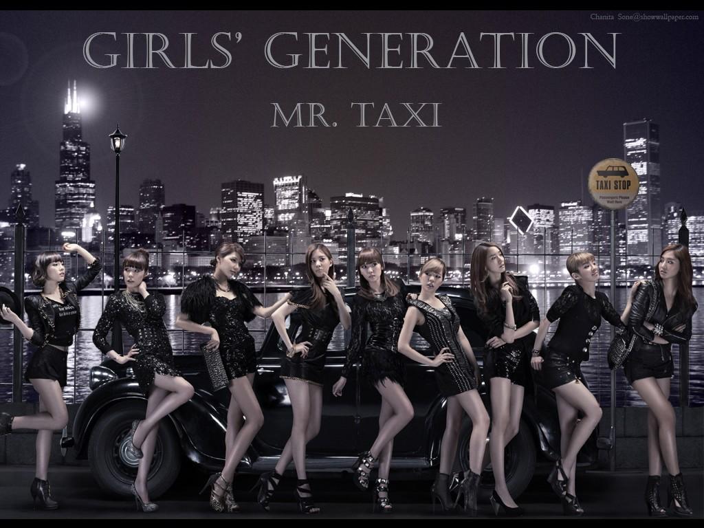 [The 3rd Digital Single] Mr.Taxi Japanese Version - Girls' Generation 05122010
