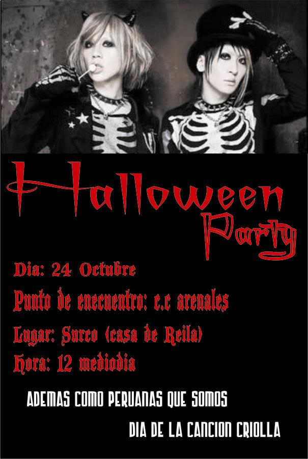 II REUNION [Halloween & Cancion Criolla] - Página 2 Hallow11