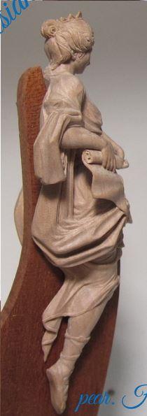 Fabrication de sculptures et décoration en bois pour voiliers. Figuri10