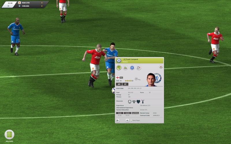 [FIFA Manager 12] Screenshots!!! Fifam111