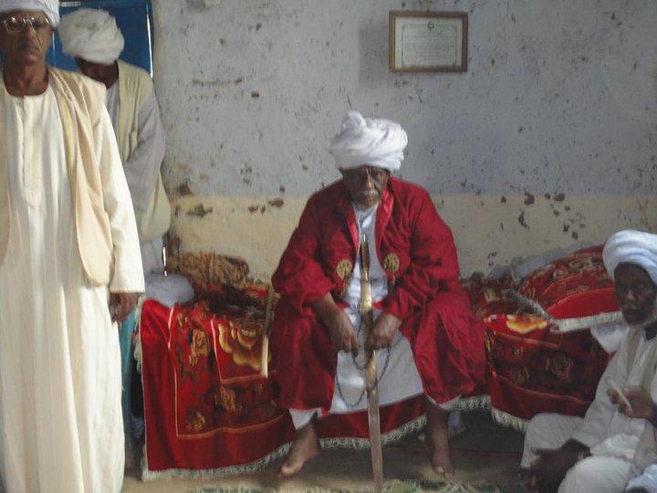 تاريخ قبيلة الحباب السودانية