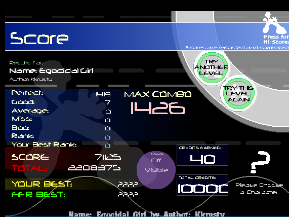 Post your FFR Scores here! - Page 5 Egocid10