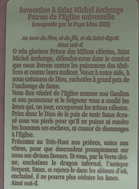 """Prenons un temps de prière avec"""" Les Saints Archanges Michel, Gabriel, Raphaël"""" Priere18"""
