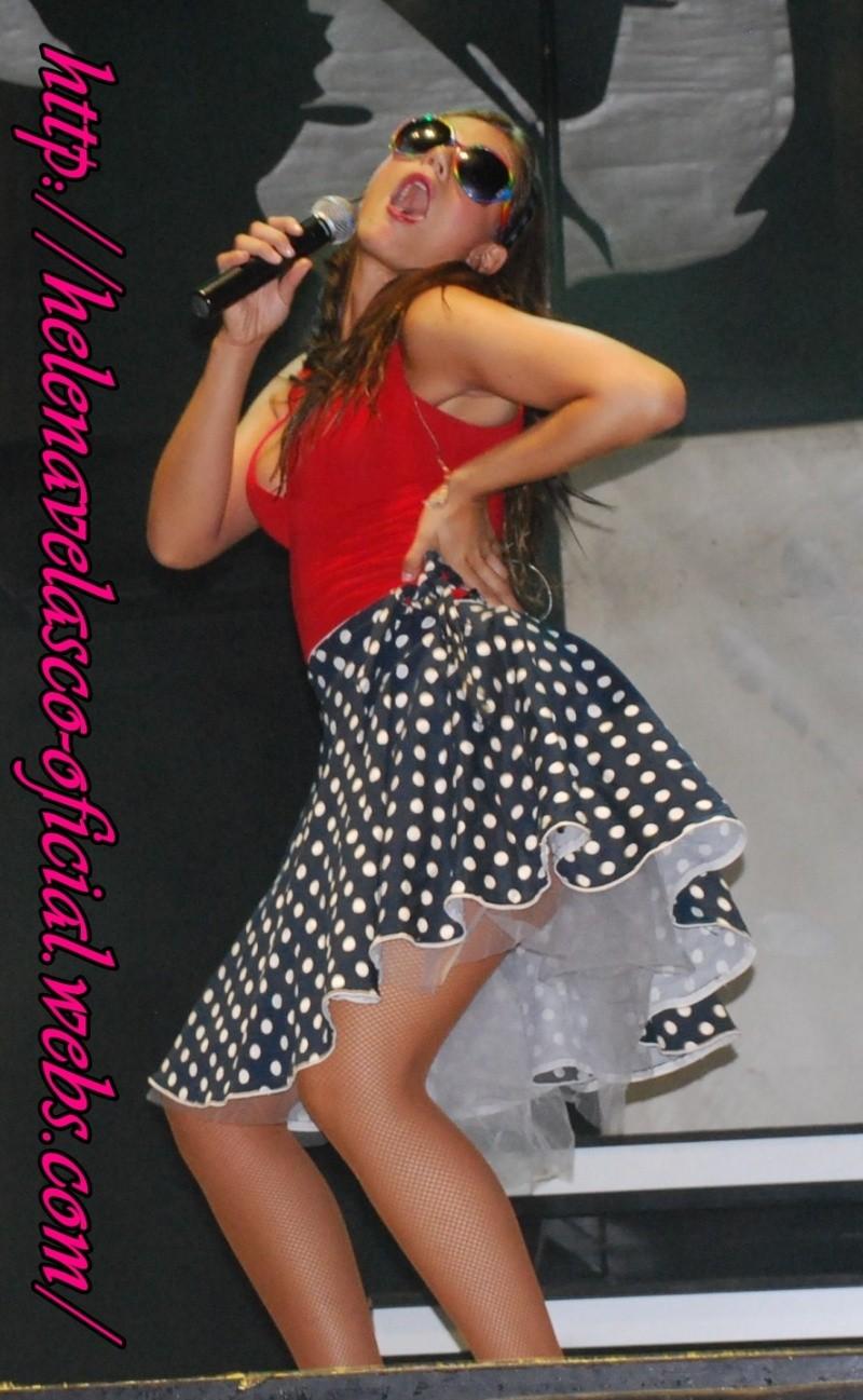 Helena en Abades ( Segovia ) 28-8-2010 Helena13