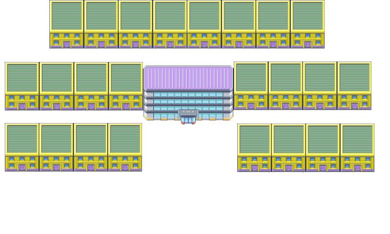 Pokemon Dream League Housing District Dream_10