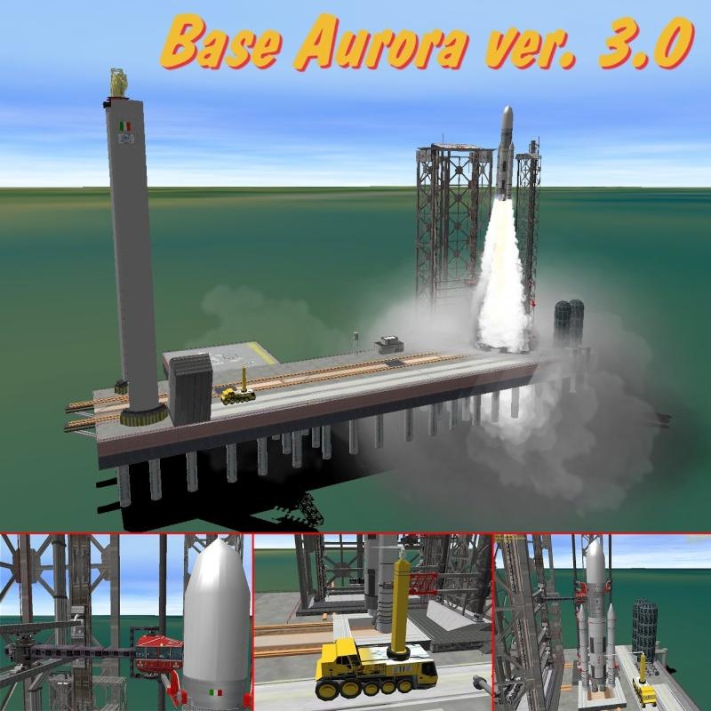 Aurora Launch Platform Aurora10