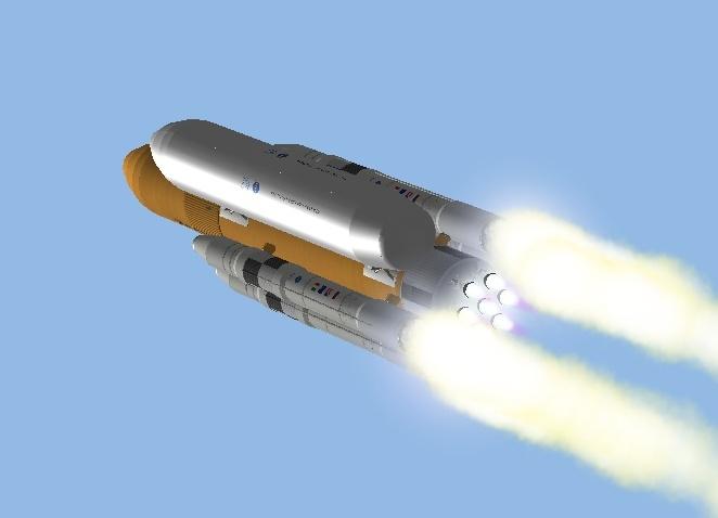 Quasar Super Heavy Launch Vehicle Jarvis13