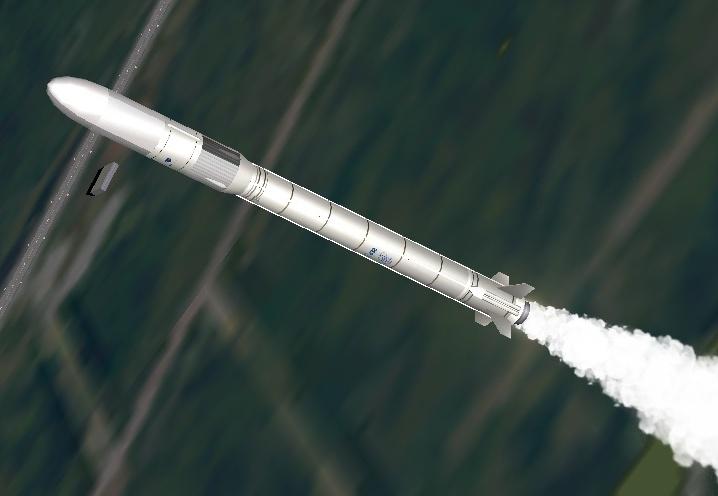Neptune-1 Medium Launch Vehicle Nep110