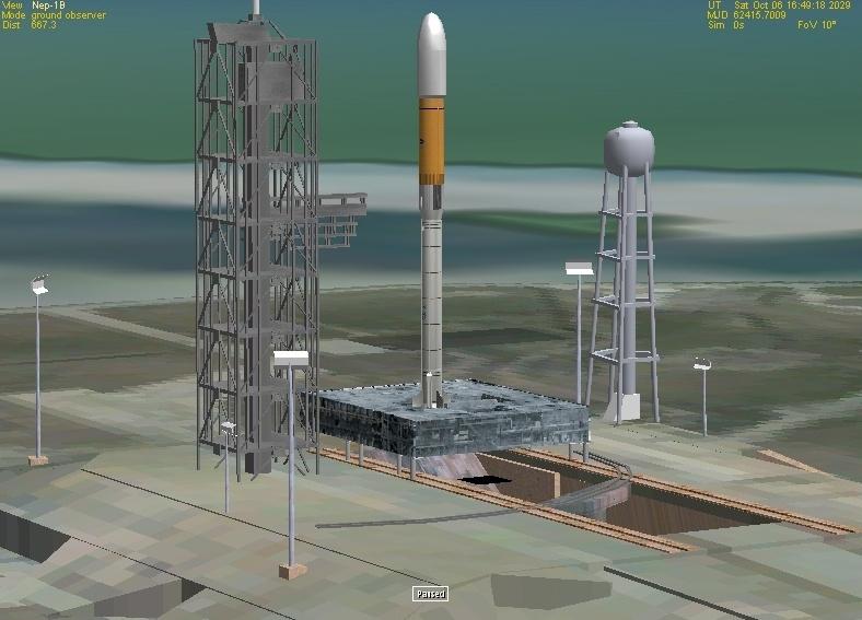 Neptune-1 Medium Launch Vehicle Nep1b10