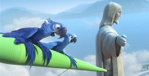 [Film d'animation] Rio Blu-et10
