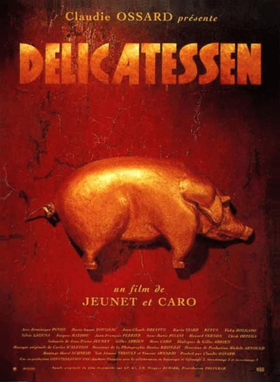 [Film] Delicatessen Delica10