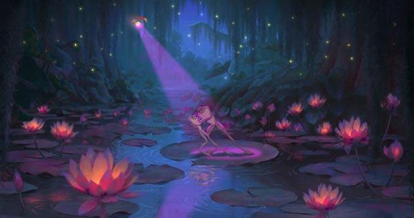 La Princesse et la grenouille La-pri11