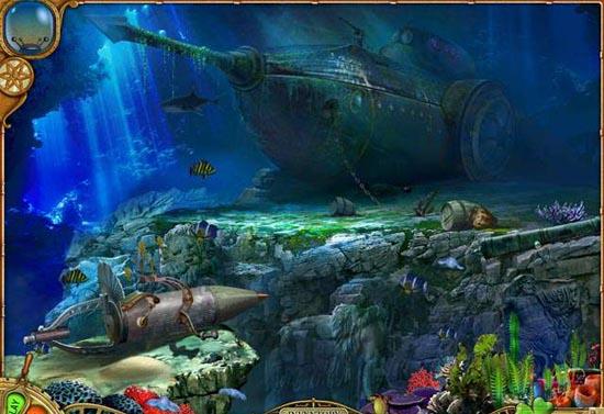 [Jeu vidéo] Nemo's secret - Le Nautilus Nemos-10