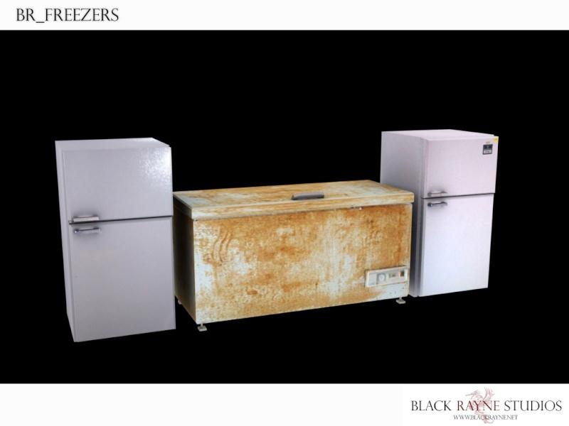 [Frigidaire]pack 3 Freezer Previe14