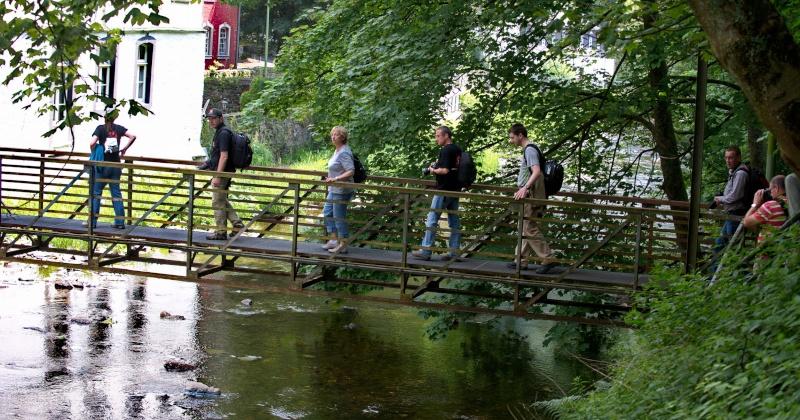 Sortie à Montjoie (Monschau) en Allemagne le 5 juin 2011 - les photos d'ambiance Monjoi11