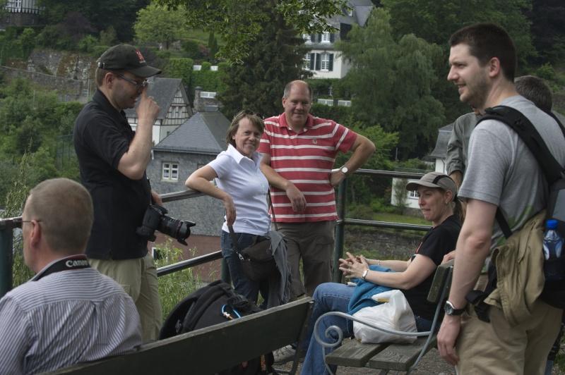 Sortie à Montjoie (Monschau) en Allemagne le 5 juin 2011 - les photos d'ambiance Monjoi13