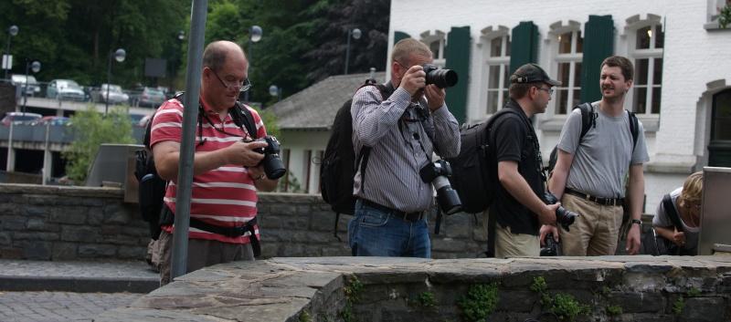 Sortie à Montjoie (Monschau) en Allemagne le 5 juin 2011 - les photos d'ambiance Monjoi15