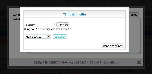 """[Update] Cập nhật Mod TDYT không chuyển trang + """"Tìm thành viên"""" và Mod QTAN Tdyt110"""
