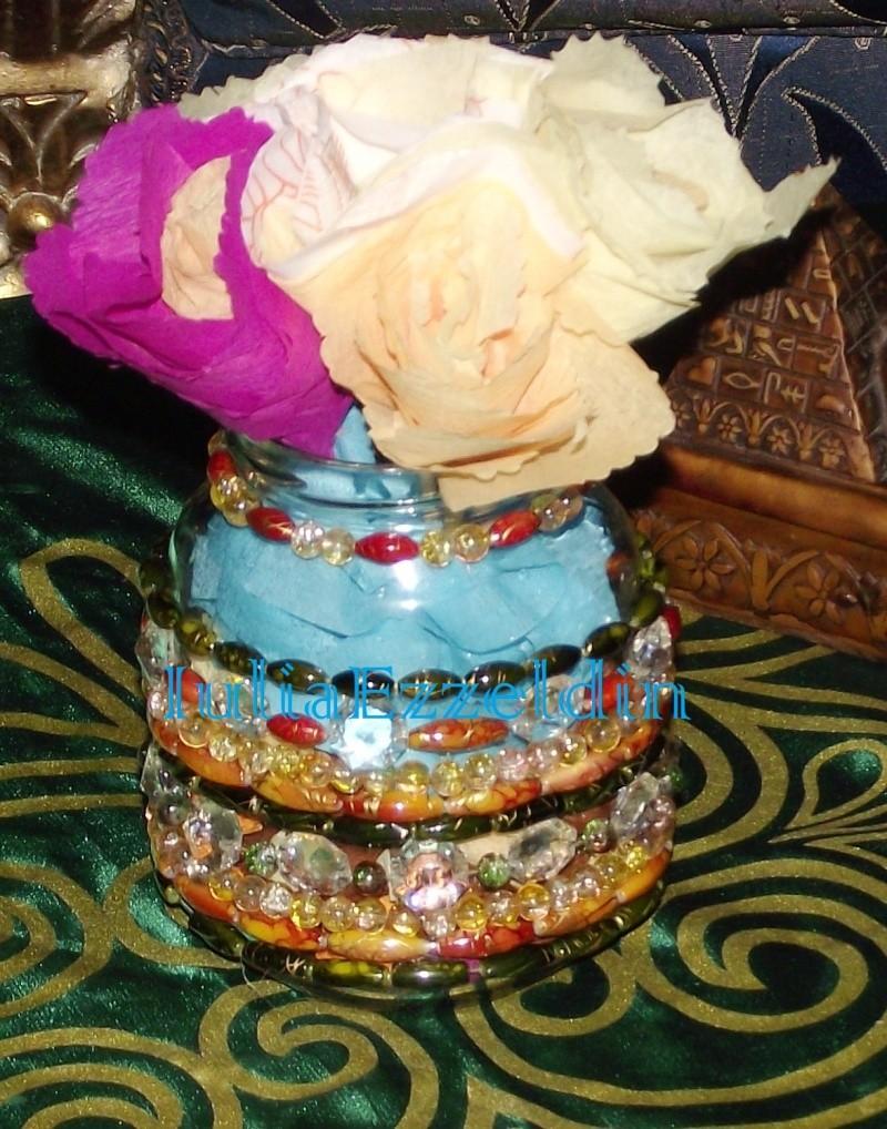 Transforma un borcan in vaza  Vazafb10