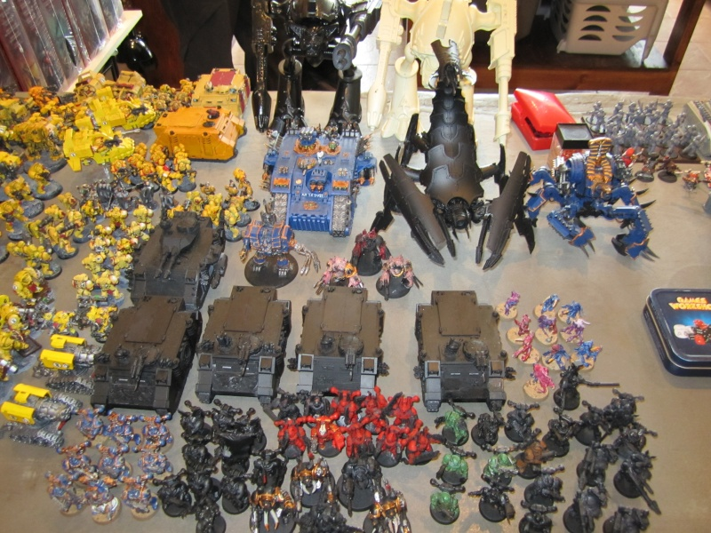 Game apocalyptique ELDARS VS CHAOS & IMPERIUM (30 000pts) 18010