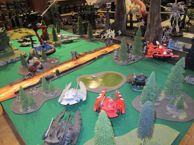 Game apocalyptique ELDARS VS CHAOS & IMPERIUM (30 000pts) 18910