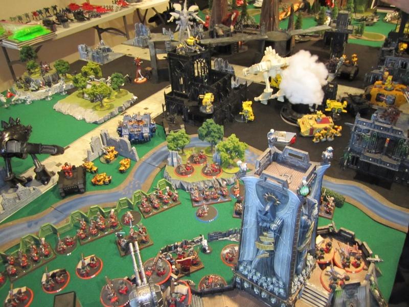 Game apocalyptique ELDARS VS CHAOS & IMPERIUM (30 000pts) 19110