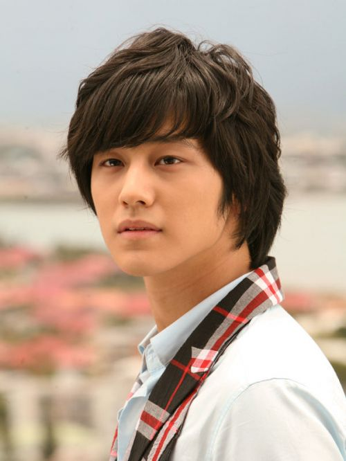 WHY DID KIM BUM AGREES TO BE IN BOYS OVER FLOWER? Kbbts110