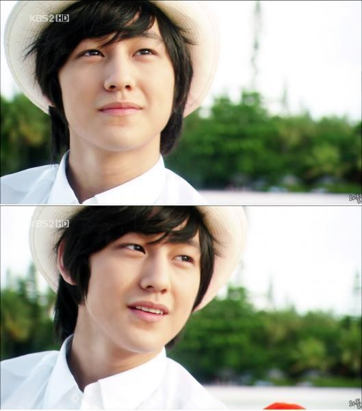 WHY DID KIM BUM AGREES TO BE IN BOYS OVER FLOWER? Kim-bu10