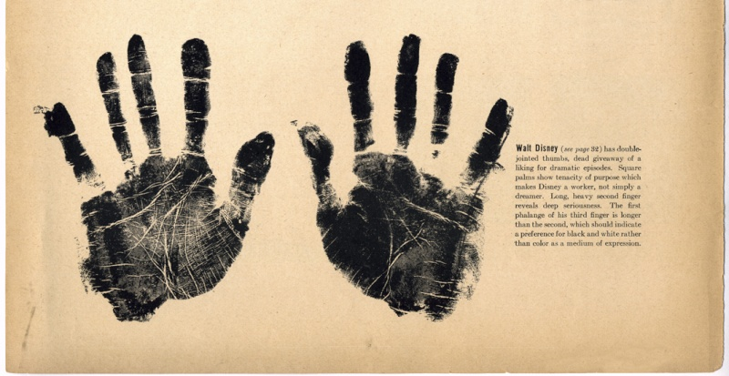 X - WALT DISNEY - One of his fingerprints shows an unusual characteristic! - Page 5 Life_d10