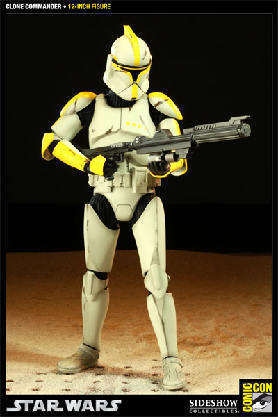 Star Wars - 12' - Clone Commander - SDCC 2011 10001510