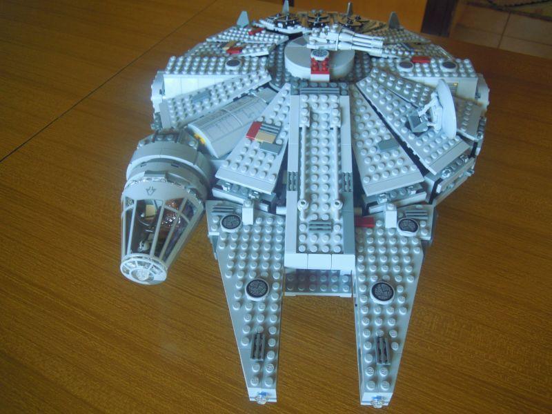 LEGO STAR WARS - 7965 - Millennium Falcon  12811410